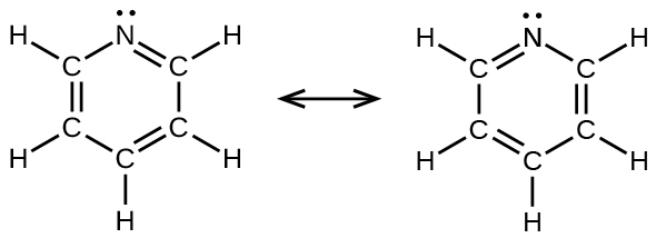formal charges and resonance chemistry Lewis Dot Structures Iridium two lewis structures are shown with a double headed arrow in between the left