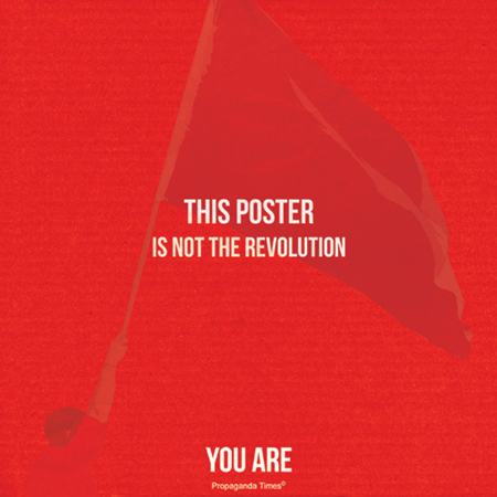 This poster is not...but are you ?