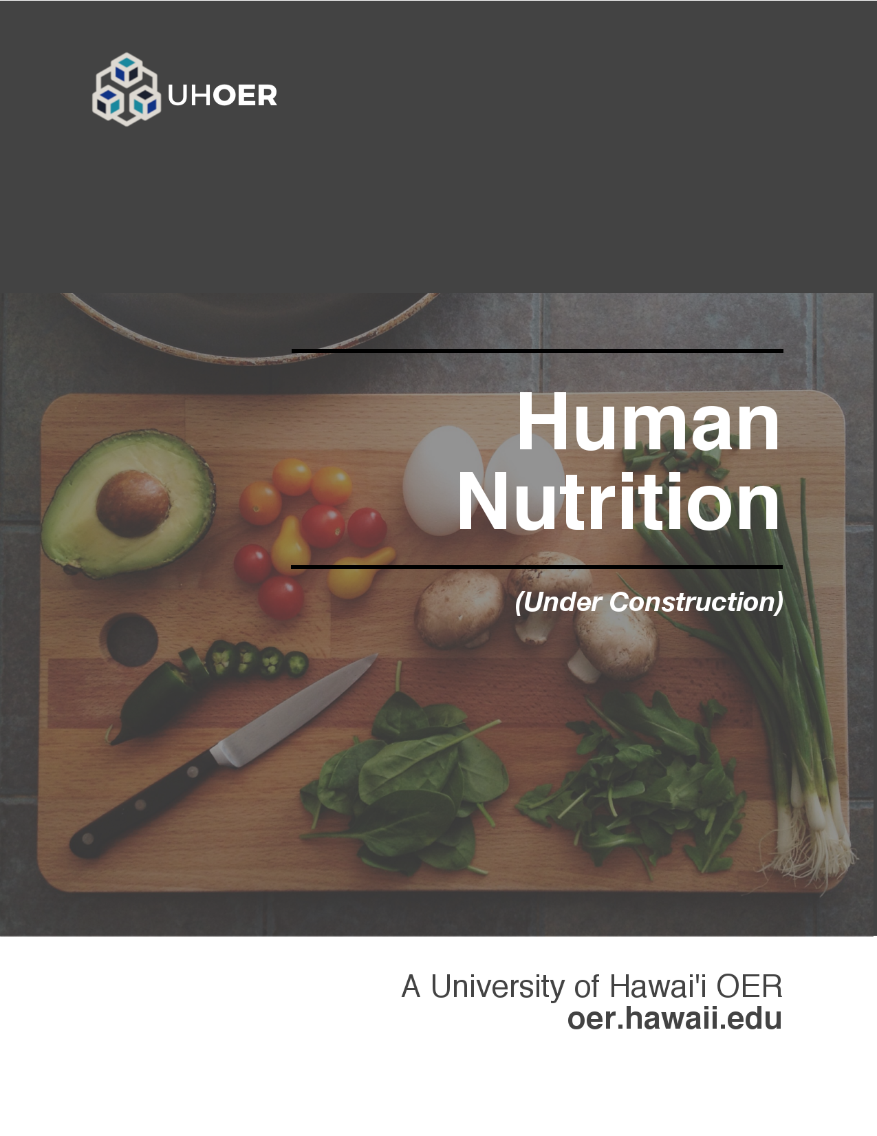 Cover image for Human Nutrition [DEPRECATED]