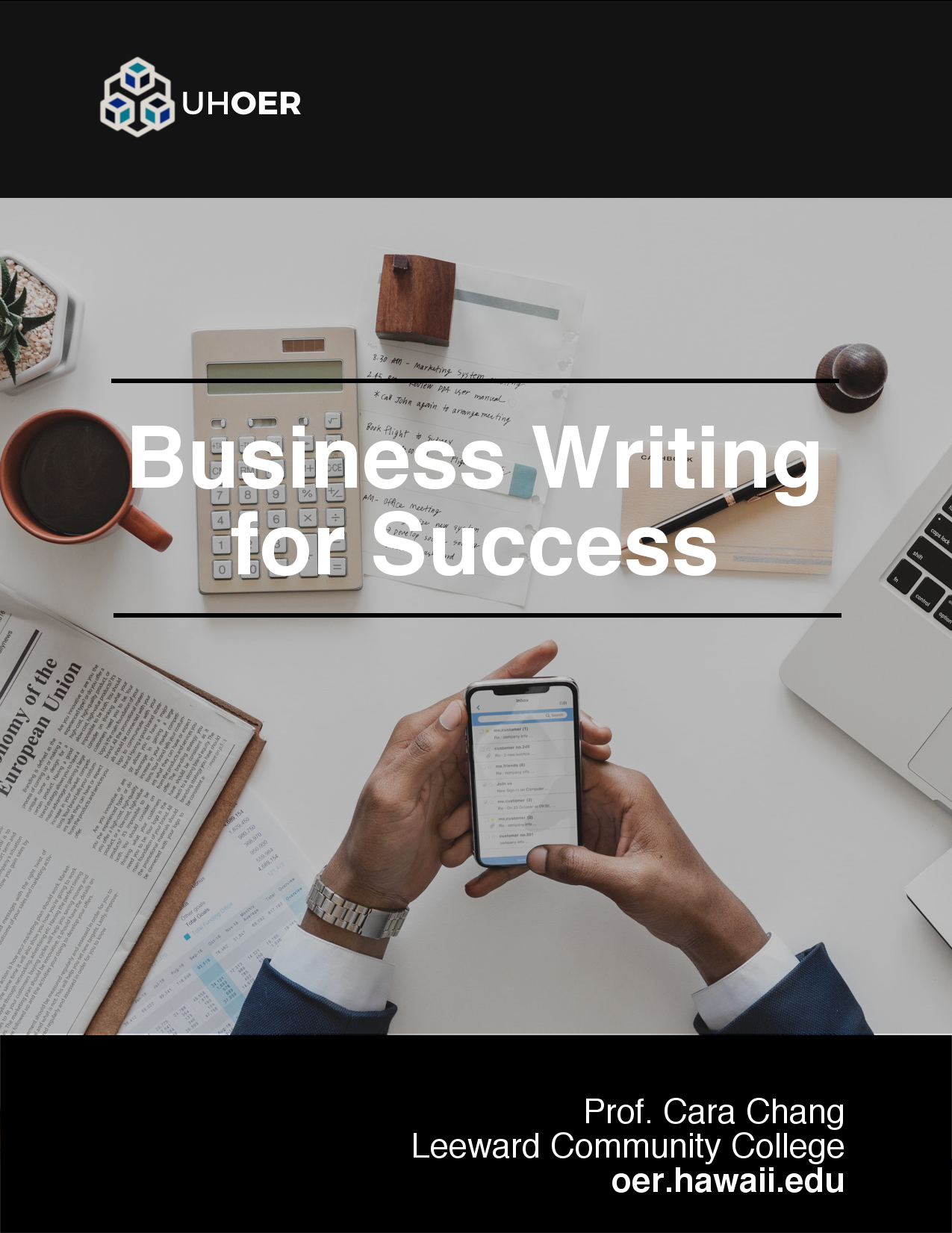 Cover image for Business Writing for Success